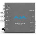 AJA IPR-10G2-SDI HD SMPTE ST 2110 Video and Audio to 3G-SDi Converter