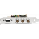 AJA KONA 1-T Single-Channel 3G-SDI 2K/HD 60p I/O Tall RS422 PCIe Card