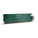 AJA OG-FIBER-2R openGear Receiver 2-Channel LC Fiber to 2-Channel SDI Converter