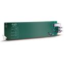 AJA OG-FIBER-R openGear 1-channel Fiber to SDI Converter