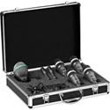 AKG 2581H00160 High-Performance Drum Microphone Set