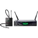 AKG WMS470 Instrumental Set Professional Wireless Microphone System