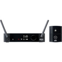 AKG DMS300 Eight Channel 2.4 GHz Digital Body Pack Wireless Instrument System