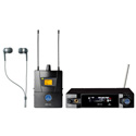 AKG IVM4500 Set BD1-50mW IEM Reference Wireless In-Ear-Monitoring System - Band 1