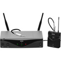 AKG WMS420 Professional Wireless Micophone System Instrumental Set - Band A