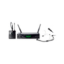 AKG WMS470 Wireless Microphone -  Presenter Set with C55L Headworn Mic - Band 1