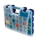 18-1/4 x 13-5/16 x 3-5/8 Large Lid Connector & Adapter Storage Organizer