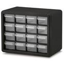 Akro-Mils 10116 16 Drawer Plastic Frame Storage Cabinet