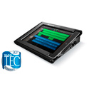 Alesis iO Dock2 Recording Dock for iPad with 2 XLR/TRS Inputs - MIDI I/O & USB M