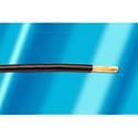 Alpha Wire 3055 Stranded Hookup Wire PVC - 100 Ft. Black