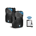 ALTO TRUESONIC TS115W Wireless Active 800-Watt 2-Way 15 Inch Loudspeaker