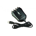 Audio Genie II 2 In - 2 Out USB Audio Interface With RCA  B-Stock(no box)