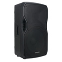 American Audio ELS-GO 15BT 15 Inch 2-way Battery or AC Powered Portable Speaker with Mic/Line USB/SD & Bluetooth Inputs
