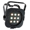 American DJ FLAT PAR CWWW9 Low Profile LED Par Can