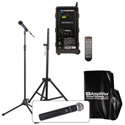 Amplivox B9151 Basic Digital Audio Travel Partner Package with Wireless Handheld Mic