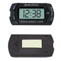 Amplivox S1323 Digital LED Clock - Panel Mount