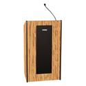 Amplivox S450-OK Presidential Plus Lectern - Wired Sound - Oak