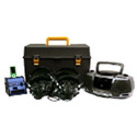 Digital iPOD Audio Listening Center with Deluxe CD/Cassette/AM/FM 6 Station Listening Center
