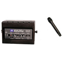 Amplivox SW1230 Mity Box Speaker with 16 channel UHF Wireless Microphone - Handh
