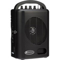 AmpliVox SW245B Dual Audio Pal 50-Watt Portable PA System
