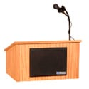 Amplivox SW250-OK Table Top Lectern