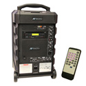 Amplivox SW800L Titan Wireless Portable PA with Lapel Mic With embedded Bluetoot