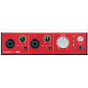 Focusrite Clarett 2Pre USB 10-In 4-Out Audio Interface for PC and Mac