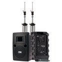 Anchor LIB-DP-AIR Liberty Platinum Deluxe AIR Package with Bluetooth & Wireless Receiver & Handheld Mic