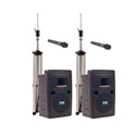 Anchor LIB-DPDUALAC-HH Liberty Deluxe AC Only DUAL Package w/Wireless 2 Handheld