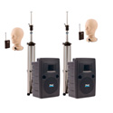 Anchor LIB-DPDUALAC-LM Liberty Deluxe AC Only DUAL Package w/2 Lapel & Bluetooth