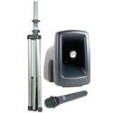 Anchor MEGA-BP-HH MegaVox Pro Basic Package w/Wireless Handheld & Bluetooth