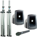 Anchor MEGA-DP-HH MegaVox Pro Deluxe Package w/Wireless Handheld & Bluetooth