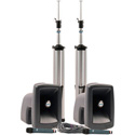 Anchor MEGA-DPDUAL-HH MegaVox DUAL Deluxe Package w/2 Wireless Handheld & Blueto