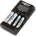 Ansmann 1001-0005-US Powerline 4 Professional Battery Charger - AA/AAA
