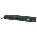 APC 7901B Switched Rack PDU Switched 1U 20A 120V (8)5-20