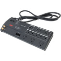 APC P11GTV Power-Saving Performance SurgeArrest 11 Outlets with Phone and Video Protection 120V