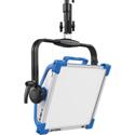 ARRI L0.0007711 SkyPanel S30-C Color Standard Diffusion Light Panel with Edison powerCON - Blue/Silver - Manual