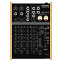 ART Pro Audio TubeMix - 5 Channel Mixer with USB and Assignable 12AX7 Tube