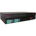 Artel 4161-SS11-NA Fiberlink 16 Channel Audio Reciever 850nm Multimode Dual Input ST Connector