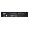 Ashly NE24.24M 12x8 Logic Protea DSP Audio Matrix Processeor 12-In x 8-Out