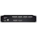 Ashly NE24.24M 8X4 Protea DSP Audio Matrix Processor 8-In x 4-Out