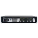 Ashly NE4250PE 4-Channel Network Enabled Amplifier w/ DSP (4 x 250W at 4 Ohms)