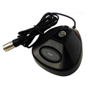 Astatic Shockmounted Base with Selectable Soft Switch and Mic Active LED