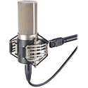 Audio-Technica AT5040 Large-diaphragm Cardioid Condenser Microphone with Shockmount and Hardshell Carrying Case