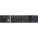 Audio-Technica ATDM-0604 Digital Six Channel Smartmixer - Four Balanced Mic Inputs & Two Balanced Mic/Line Inputs