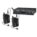 Audio Technica ATW-1311/L System 10 Pro Rackmount Digital Wireless with 2 Bodypa