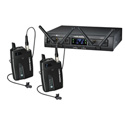 Audio-Technica ATW-1311/L System 10 Pro Rackmount Digital Wireless with 2 Bodypa