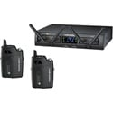 Audio-Technica ATW-1311 System 10 Pro Rackmount Digital Wireless with 2 Bodypack