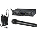 Audio-Technica ATW-1312/L System 10 Pro Wireless with HH Mic/TX & 2 RX Units & 1