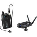 Audio Technica ATW-1701-L Lavalier Wireless Mic System w/Camera Mount Receiver
